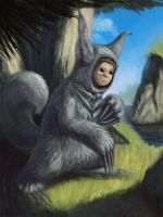 Where the Wild Things are Max by 8kx