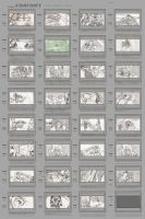 Storyboards 1 by Bullettrainstudios