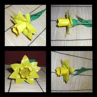 Duct Tape Daffodil by DuckTapeBandit