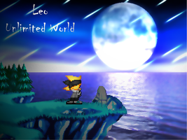 .: Leo Unlimited Adventure - Open you'r hearts :. by leothehedgehog071000