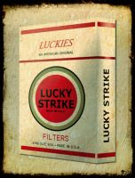 Lucky Strike by KGY-Graphic