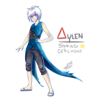 PT - Spring Star Ceremony - Aylen by sp00ntane0us