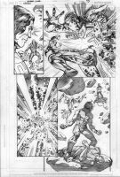 Legion Issue 2 p.15 by Cinar