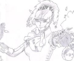 Aigis by xlHaseolx