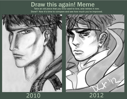 Draw This Again! Meme - Ike by Phinnimonster