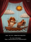 DAY 98. Life of Pi without VFX (40 Minutes) by Cryptid-Creations