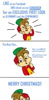 Alvin the Troll is At It Again by BoredStupid100