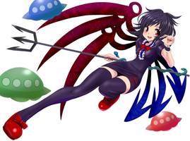 Nue by ishikkoro