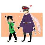 Let's go fight crime by Shino-Love-Bug248