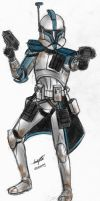 ARC Trooper by NDTwoFives