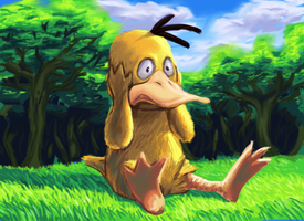 Psyduck by pablog143