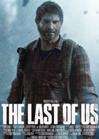The Last Of Us Movie Poster - Joel by jakest123