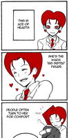 Suits In Suits 3: Heart by Chancake