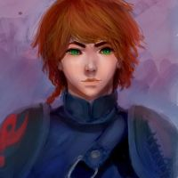 Hiccup by sil3ntgirl22