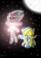 Shadria:The fairy and the shadow by Monsethehedgehog