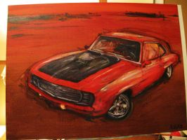 muscle car by alblas---timms