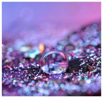 splash of glitters by Serend1pity