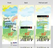 Anti Plagiarism Bookmark by kn33cow