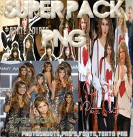 Super Pack Lovato,Cyrus And Swift by CarlaBelieberForever