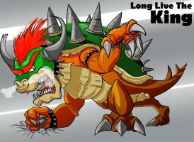 Bowser by TheRobotDragon