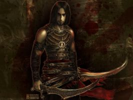 PRINCE OF PERSIA WALLPAPER by pbozproduction