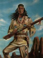 apache Winnetou by toratora5
