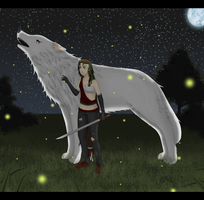 The Howling by Daashe