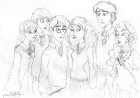 Could be the Nargles by TottieWoodstock