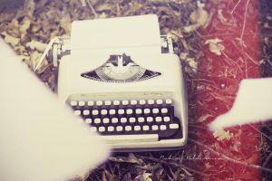 Type your story by Pamba