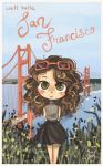 well hello, San Francisco! by Chibi-Joey