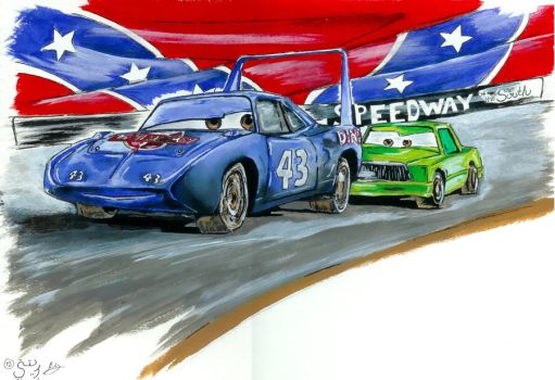 Race of Champions by Gremmy-X