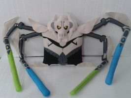 Handmade Star Wars General Grievous Plush Pillows by RbitencourtUSA