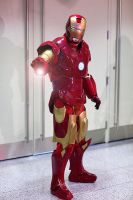 Iron man Armor Build by agfrx7