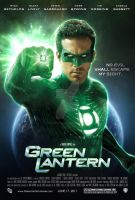 Green Lantern Poster Concept 2 by InterestingJohn