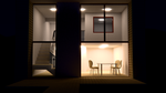 House Lighting Study by zephyris