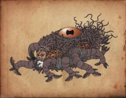 The Dunwich Horror by SolarstoneEnterprise