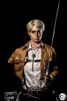 Gaunt Soldier Variation of Erwin Smith by anroatch