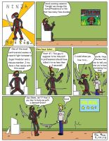 Ninja Critic Comic 2 by clinteast
