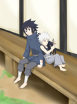 What are you doing there, Tobi? by SenjuMadara