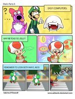 Mario Party 8 - In a Nut Shell by Sabtastic