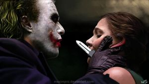 Why so serious? by MaximPRO