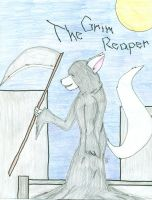 The Grim REaper by furryRaver21