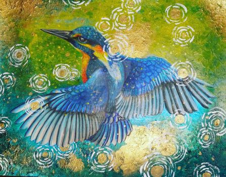 Kingfisher. by seago