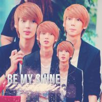 Youngmin Be my shine by MikaChanEditions