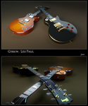 Gibson Les Paul by JARV69
