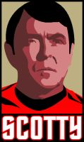 OBEY SCOTTY by WhatsYourBOZO