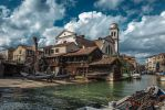 Old shipyard by vpotemkin