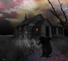 Old House by tkrewson