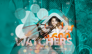 //Pack +600 Watchers by KarlaStylesLovato