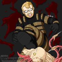 DIE SPACE BABY! - Dead Space Jesse Cox by Chibi-Warmonger